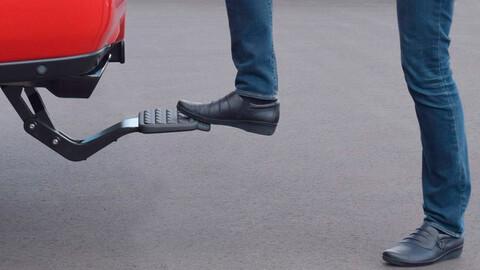 Mopar ofrece un nuevo escalón retráctil para la RAM 1500