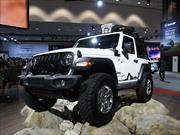 Jeep Wrangler 2018, el 4x4 por excelencia se renueva por completo