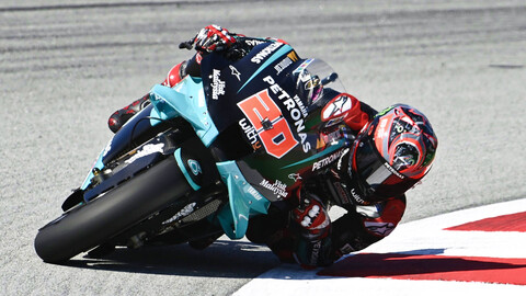 MotoGP 2020: Quartararo encamina el Mundial