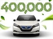 Nissan Leaf, el modelo eléctrico consolida su reinado