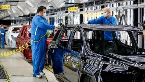 General Motors invierte US 2,000 millones para la producción del Cadillac Lyriq