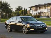 Acura RLX 2017 tiene un precio inicial de $54,450 dólares