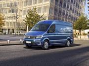 Volkswagen presenta un Crafter eléctrico