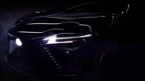Lexus prueba dos prototipos eléctricos de nueva generación