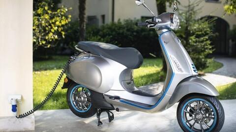 Las motos eléctricas tendrán baterías intercambiables comunes