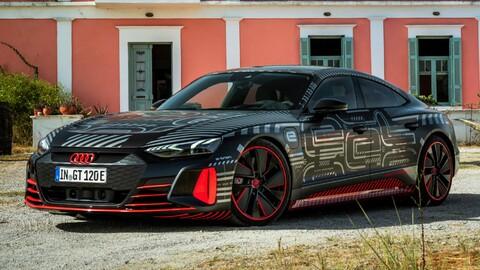 Audi RS e-tron GT: el primer deportivo eléctrico de la marca