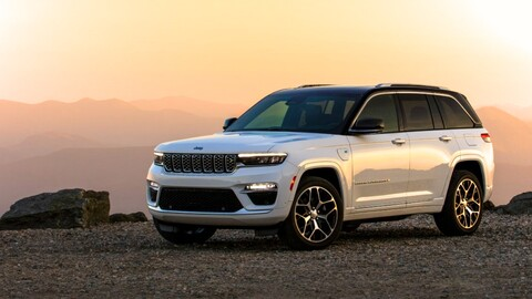 Así es el nuevo Jeep Grand Cherokee 2022