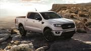 Ford Ranger 2019 recibe el Black Appearance Package
