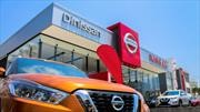 Nissan renueva vitrina de Prado, en Barranquilla