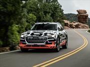 Audi prueba el sistema de recuperación de energía del e-tron