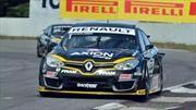 STC2000 Leonel Pernía y Renault  turbocargados