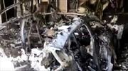 Porsche Taycan explota en circunstancias misteriosas