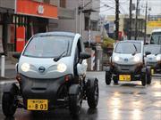 Nissan prueba su versión del Twizy