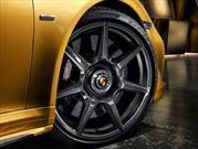 Porsche 911 Turbo S Exclusive Series disponible con rines de fibra de carbono
