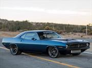 Plymouth Barracuda 1970 por Speedkore Performance Group debuta