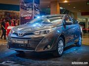 Yaris sedán: el súper ventas de Toyota se actualiza