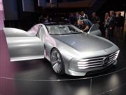 Mercedes-Benz IAA Concept, más aerodinámico imposible