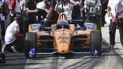 ¿Cómo fue que Fernando Alonso quedó fuera de la Indy 500 2019?