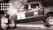 Más segura, Ford Ranger logra cuatro estrellas en pruebas de impacto de Latin NCAP