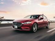 Mazda 6 2019 incorpora Apple CarPlay y Android Auto