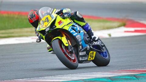 Suzuki vuelve al Mundial de Superbikes