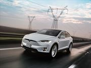Manejamos el Tesla Model X