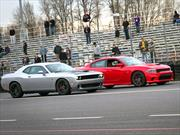 Dodge retoma pedidos del Challenger y Charger SRT Hellcat 2016