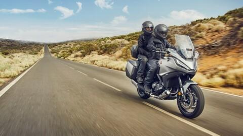 Honda NT1100: cuando la Africa Twin es demasiada off-road