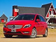 Prueba, Mercedes-Benz Clase B City