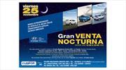 Curifor: Gran venta nocturna este 25 de noviembre
