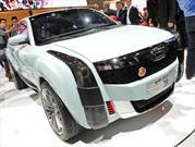 Qoros 2 SUV PHEV Concept, una mirada al futuro