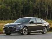 Honda Accord Hybrid 2018: Precios y versiones