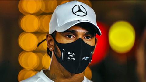 F1 2020: Lewis Hamilton vuelve a correr