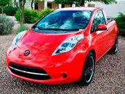 Sparky, un Nissan Leaf convertido en pick-up