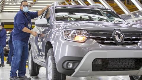 Protestas afectaron dinámica del sector automotor colombiano en abril