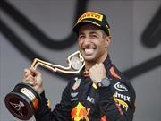 F1 2018: la redención de Ricciardo en Mónaco