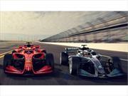Así será la F1 del futuro