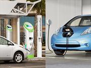Nissan, Toyota, Honda y Mitsubishi crearán infraestructura de carga