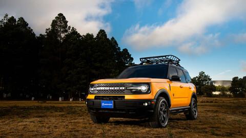 Manejamos la Ford Bronco Sport 2021