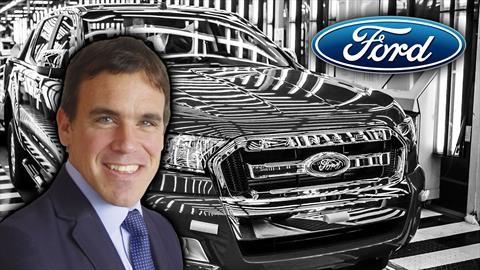 Ford Argentina cambia de mando