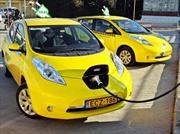 De cada seis carro vendidos en 2025, uno será eléctrico