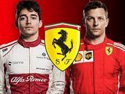 Leclerc se va a Ferrari y Räikkönen a Sauber