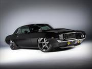 """Chevrolet Camaro """"Tux"""" 1969 por Detroit Speed, el mejor de los mejores en el SEMA 2018"""