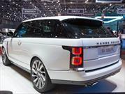 Range Rover SV Coupé, ese extraño SUV de 2 puertas