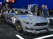 Ford Mustang GT4, listo para las pistas