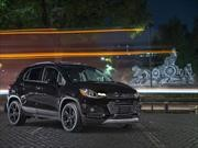 Chevrolet Trax Midnight 2019 se presenta