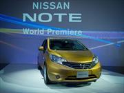 Nissan Note 2013 se presenta en Japón