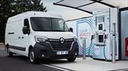 Renault apuesta al hidrógeno en su gama de vehículos comerciales eléctricos