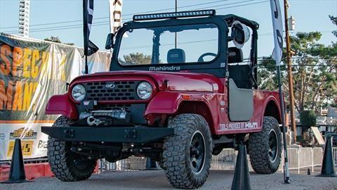 Mahindra se copió de Jeep y perdió una demanda contra FCA