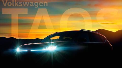 Taos, así se llama la nueva SUV que Volkswagen fabricará en México
